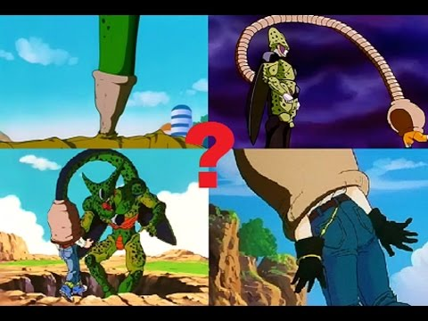 Can Cell absorb others the same way he did androids 17 and ...
