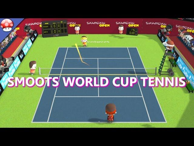 Руководство запуска: Smoots World Cup Tennis по сети