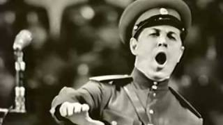 """The Cliff"" - Leonid Kharitonov & the Red Army Choir (1965)"