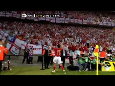 Joe Cole England vs Sweden World Cup 2006 1st goal