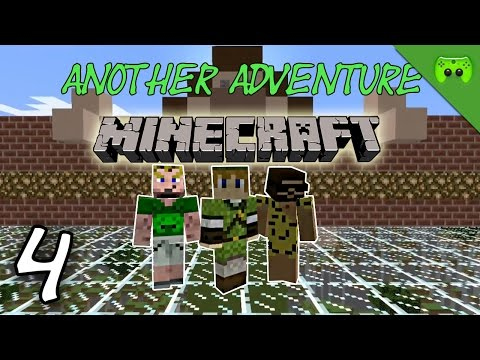 MINECRAFT Adventure Map # 4 - Another Adventure «» Let