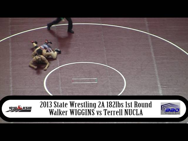Garrett Walker - 1st Round
