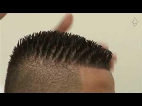 Corte cabelo Frisadinho passo a passo