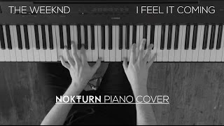 download musica The Weeknd - I Feel It Coming ft Daft Punk Piano Cover