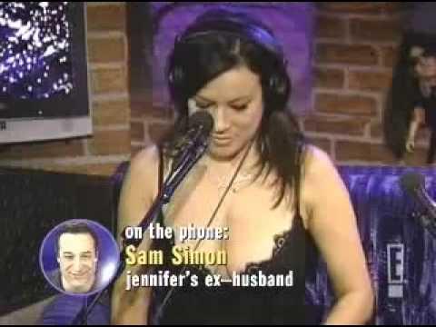 Jennifer Tilly on Howard Stern (28/10/2004) thumbnail