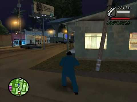 GTA san andreas end of the line ultima mision parte 1