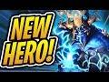 NEW SHAMAN HERO: THE THUNDER KING! | Post Buff Storm Bringer Shaman | Rise of Shadows | Hearthstone