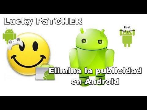 Eliminar anuncios de aplicaciones en Android (Español)