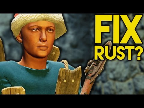 How To Fix Rust - Reduced KOS & Inventory Overhaul - Ep. 1?