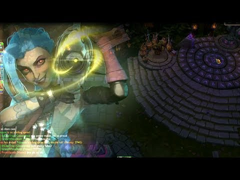 Jinx, please don't ult