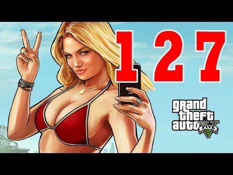 Let´s Play Grand Theft Auto 5 / GTA V Gameplay Deutsch - Part 127 - Reißt euch zusammen Freunde !