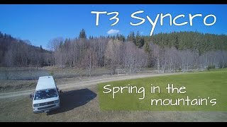 VW T3 Syncro | Exploring new off-road tracks