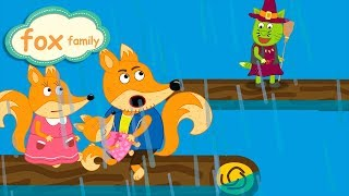 Fox Family and Friends new funny cartoon for Kids Full Episode #293