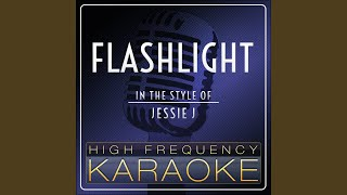 Flashlight Karaoke Version
