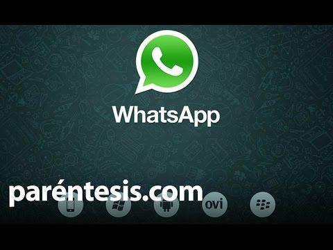 Noticias: WhatsApp lanza llamadas gratuitas en Android