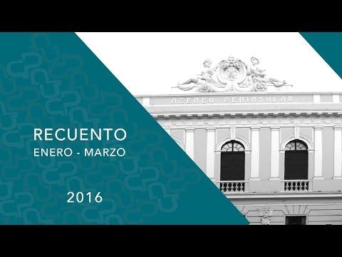 Video Recuento Enero - Marzo 2016 | La HCM