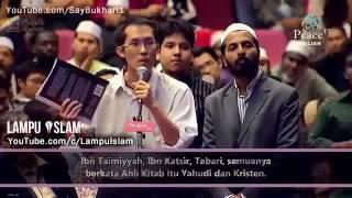 Download Lagu Debat hebat zakir naik dengan ahli kitab Gratis STAFABAND