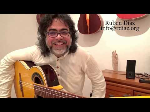 Habits Are 150% The Reason Why You Play As You Play / Learning Paco De Lucia´s Technique /Ruben Diaz