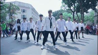 [ KPOP PUBLIC CHALLENGE] BTS (방탄소년단) Boy In Luv + BLACKPINK - (붐바야) BOOMBAYAH Dance Cover @FGDance