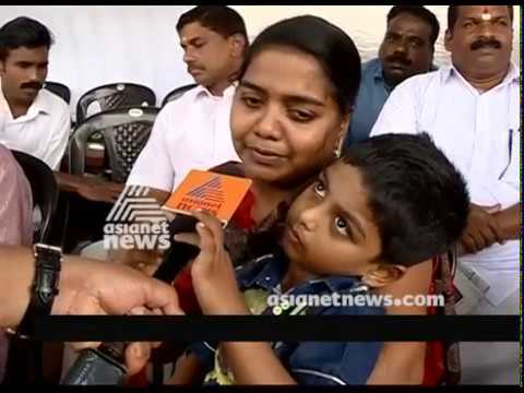 Sanal kumar's wife protest at secretariat | LIve Updates
