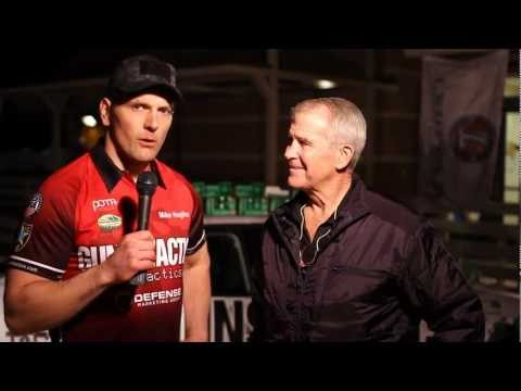 Oliver North Interviewed by Mike Hughes at 3-Gun Nation