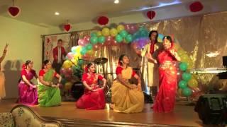 Ittela's Dance Group  Jao Pakhi Bolo