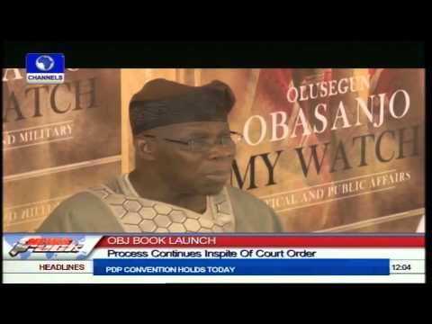 MUST Watch: Obasanjo Reveals Why He Lambasts Jonathan Publicly