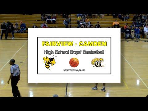 2016 1 26 FVHS SPORT Basketball Boys vs Camden