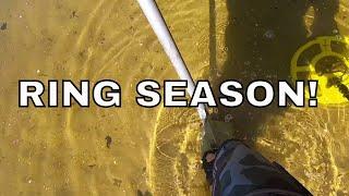 Underwater Lake Metal Detecting W/ Beach Scoop: Hempstead Lake State Park
