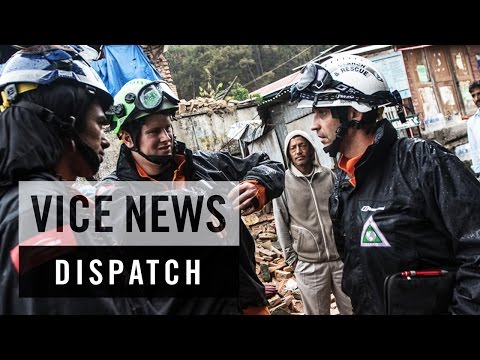 The Search for Survivors: Earthquake in Nepal (Dispatch 3)