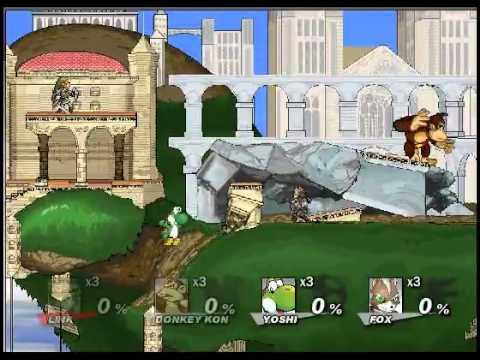 Super Smash Flash 2 DEMO V0.8a