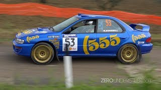 Best of Subaru WRC Rally | WRC, Group A | pure sound