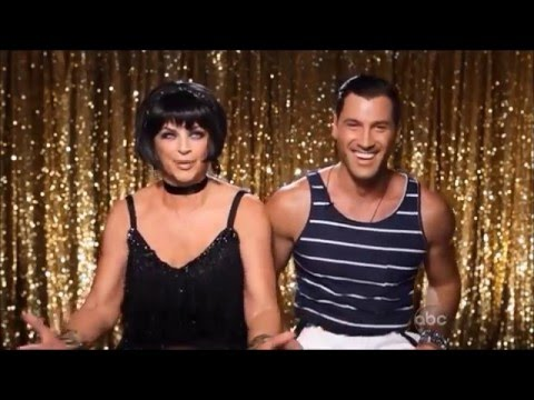 Maksim Chmerkovskiy & Kirstie Alley - All Stars Package
