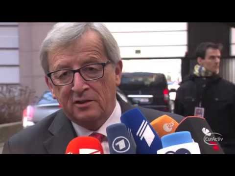 Juncker: Minsk agreement 'excellent news'