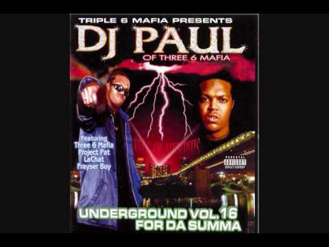 DJ Paul - King Of Kings (feat. Hypnotize Camp Posse)