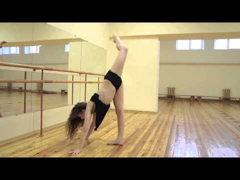 Contemporary dance workshop  Robert Pattinson  Let me sign  Mikhaela Savka