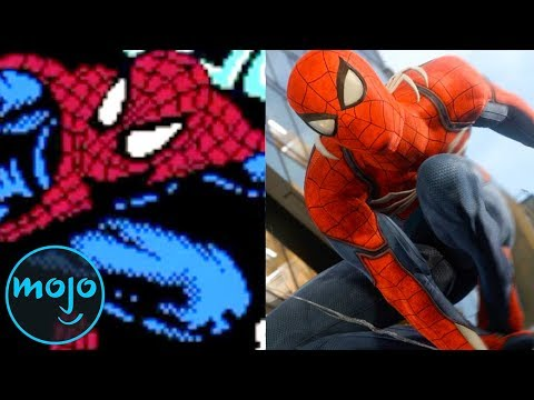 Top 10 Best and Worst Spider-Man Games