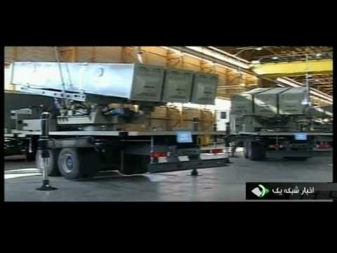 Iranian Navy gets new naval cruise missile systems - 3 Jan. 2011