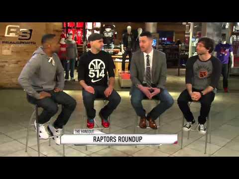 Raptors Roundup: DeMar DeRozan's Game-Winner #TheHangoutNBA
