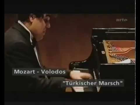 Volodos plays Turkish March (Volodos Turkish March) Music Videos