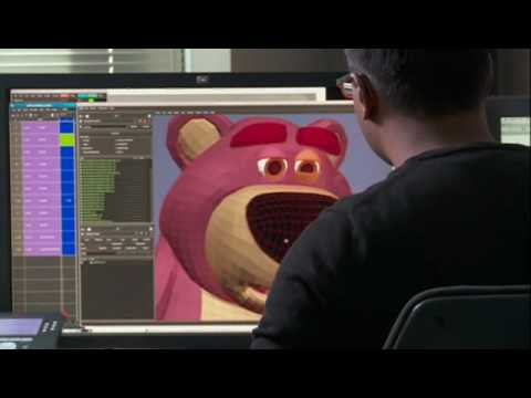 Toy Story 3 Behind The Scenes: Character Design And ...