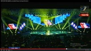 Meril Prothom Alo Purushkar 2015 ( James & Bangla Mentalz )