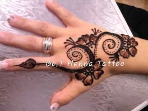 vid o bo t henna tattoo par sabah sur mulhouse et alentour youtube. Black Bedroom Furniture Sets. Home Design Ideas