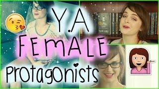 Classic YA Female Protagonists