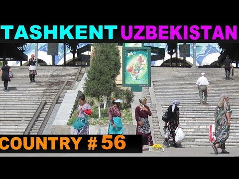 A Tourist's Guide to Tashkent, Uzbekistan. www.theredquest.com