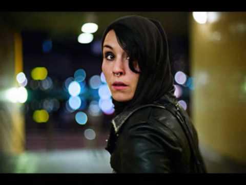 Lisbeth Salander - Noomi Rapace