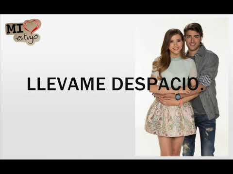 Llévame Despacio-Paulina Goto (Letra) (Mi♥EsTuyo)