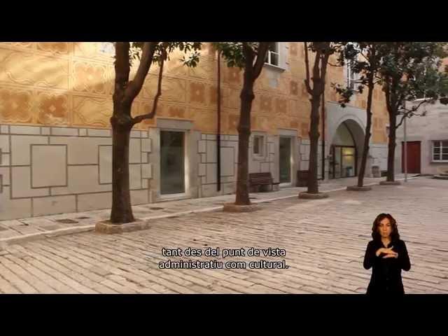 Video institucional Generalitat Girona (català)