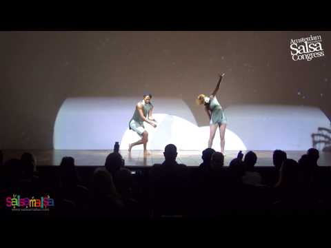 Miguel and Rianne Dance Performance | AISC 2016
