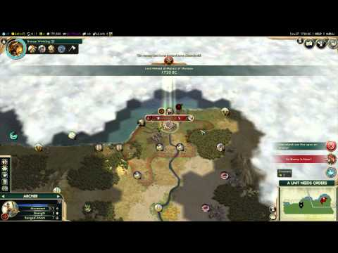 Civilization V Daily #1: Morocco - Part 4
